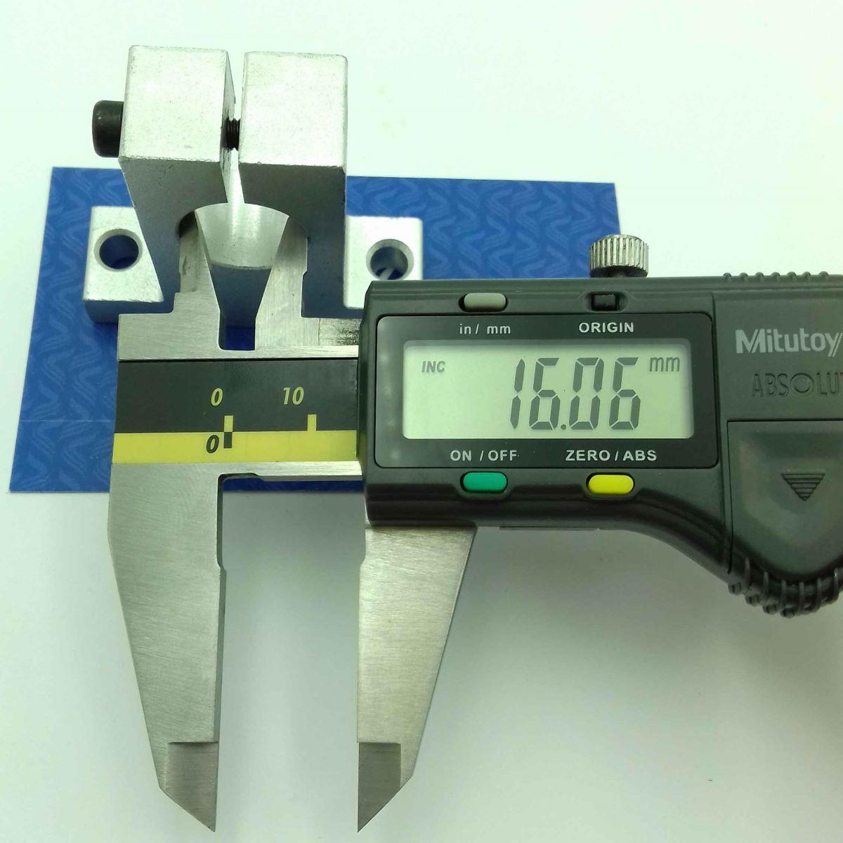 Gá giữ ổ bi Phi 16mm - J3H2