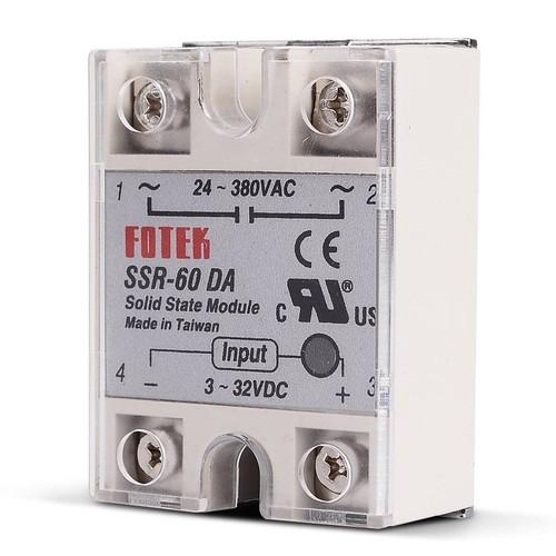 Relay bán dẫn SSR-60DA SSR60DA 60A - A10H3