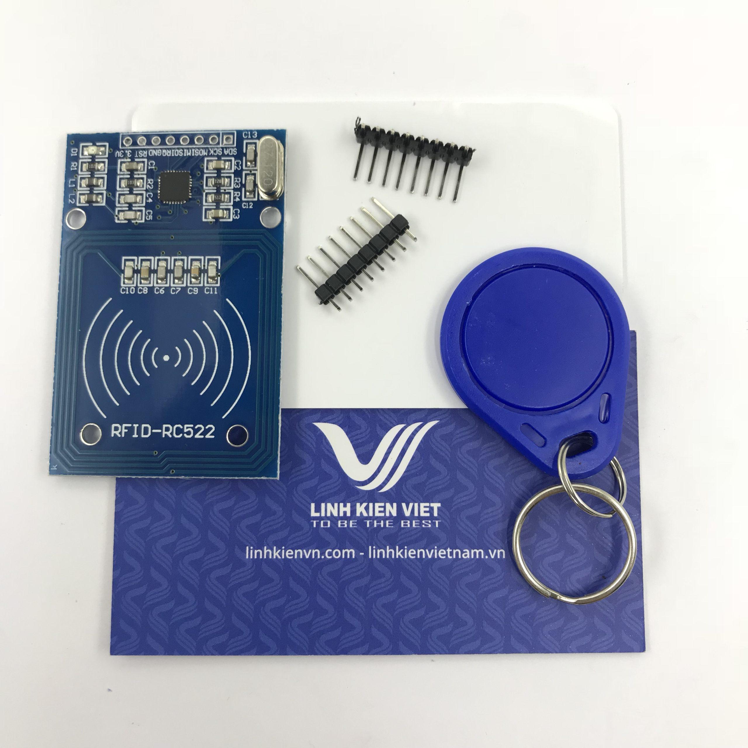 Module RFID RC522 - B2H12