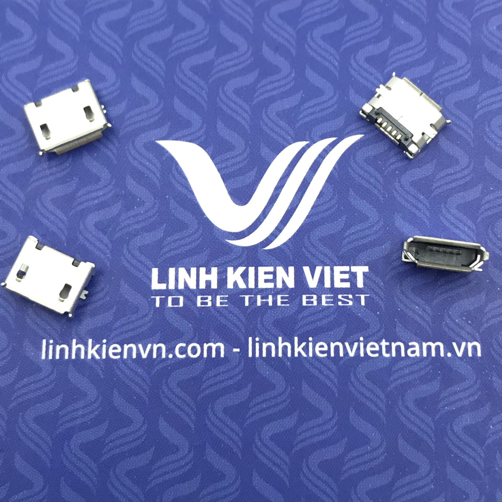 CỔNG Micro USB SMD - D4H5