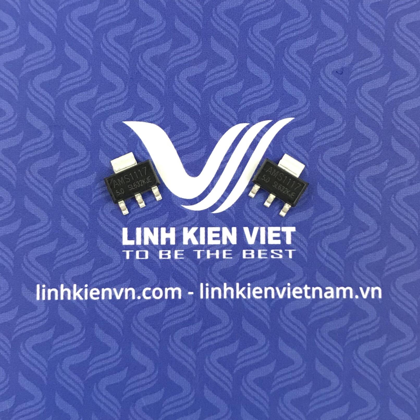 LM1117 ASM1117 5V SOT-223 - F10H9