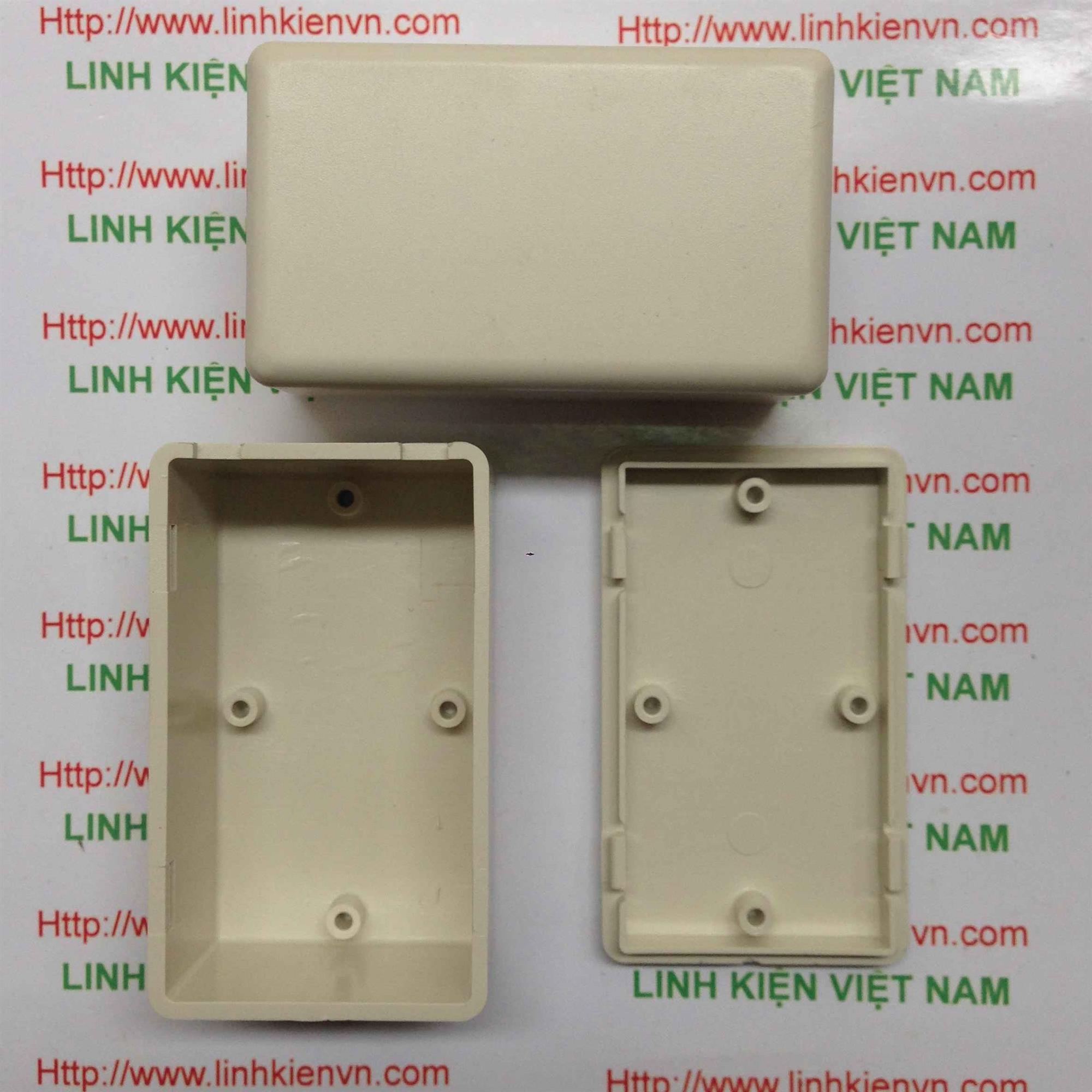 Hộp Nhựa 35x60x25mm - KHO (KA9H2)