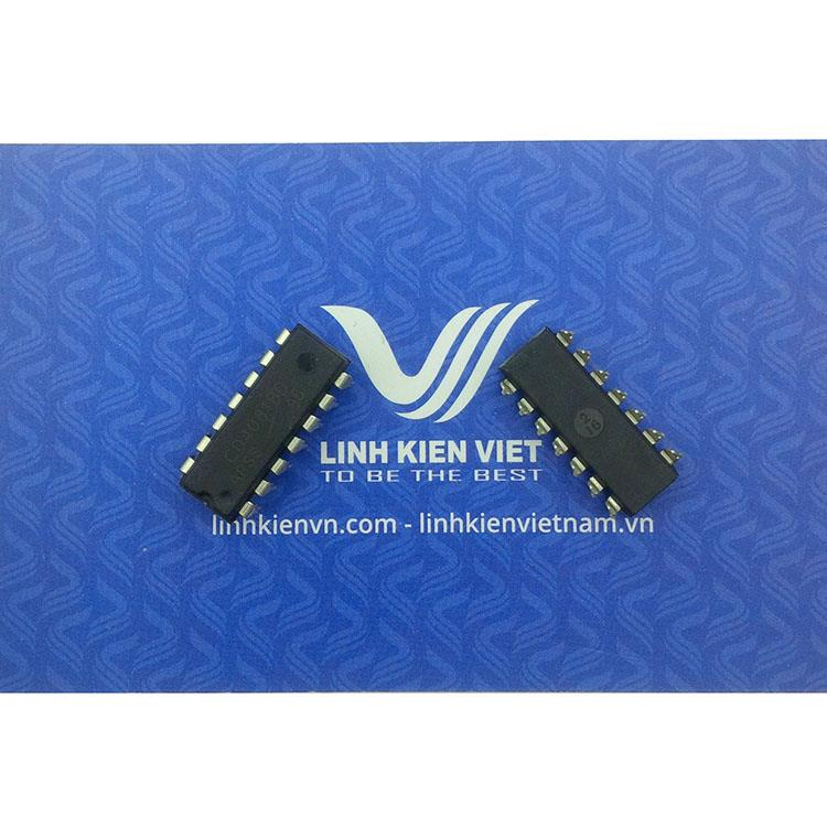 IC CD4043BE - DIP14 - E1H10
