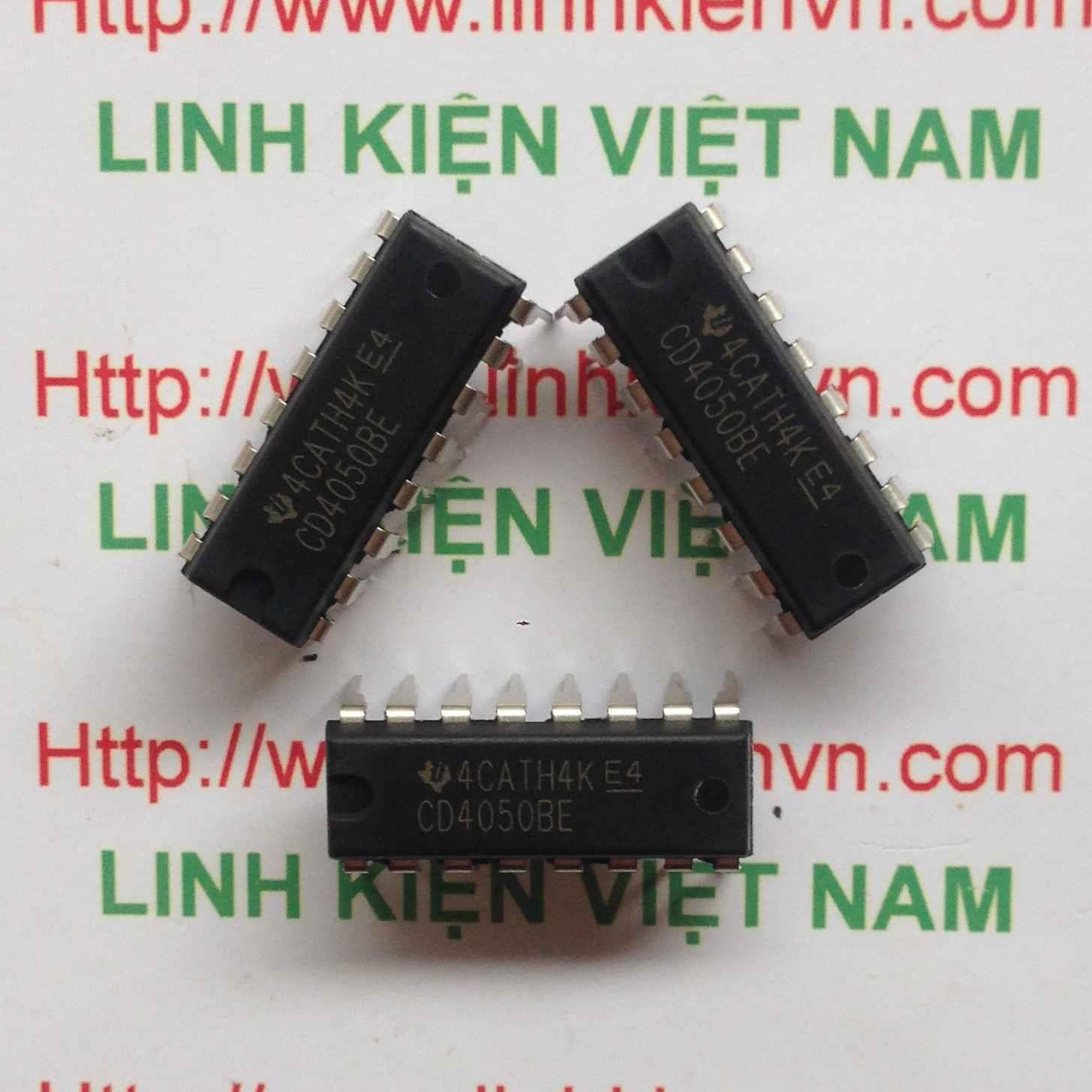 IC CD4050BE DIP-16 - F1H10