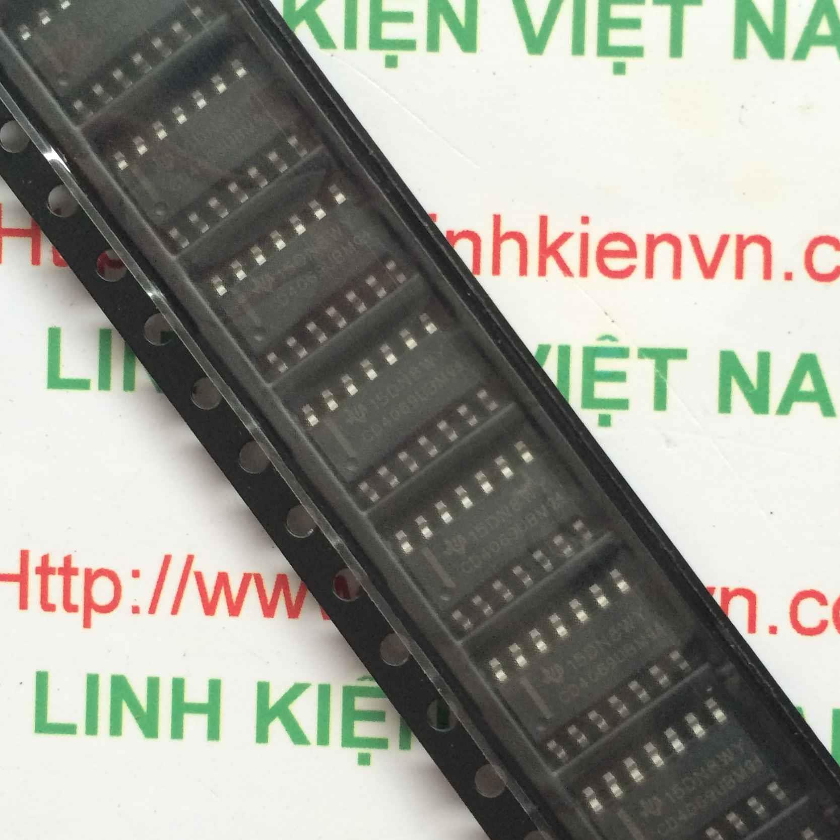 IC CD4069UB SOIC14 - F7H6