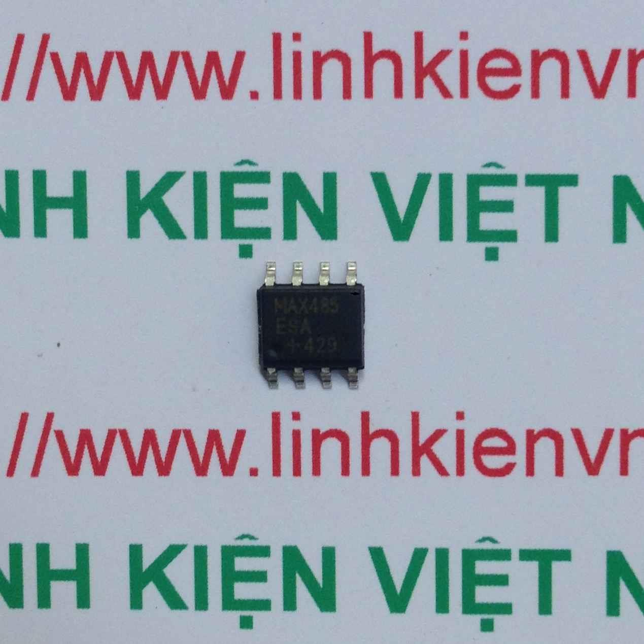 IC MAX485 SOP-8 CHÂN DÁN - F9H5