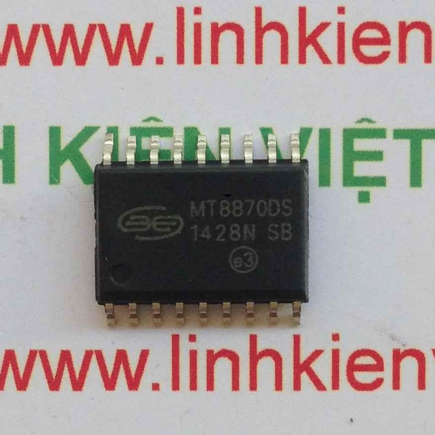 IC MT8870DS MT8870DS - SOIC8 - F9H9