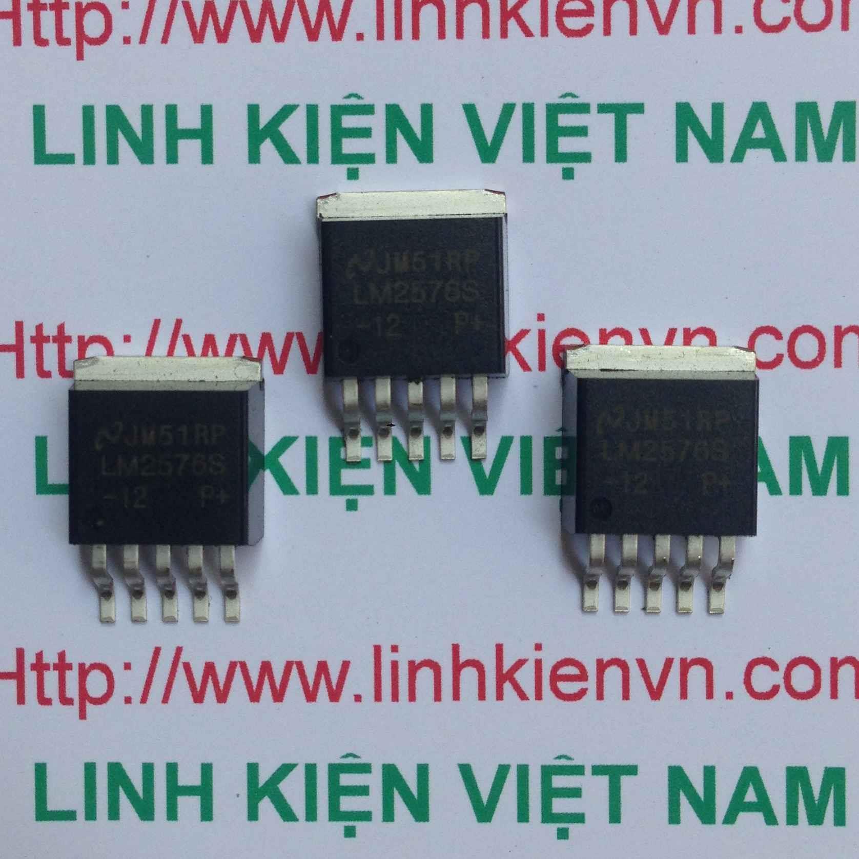 IC nguồn LM2576S-12V TO263 - F10H5