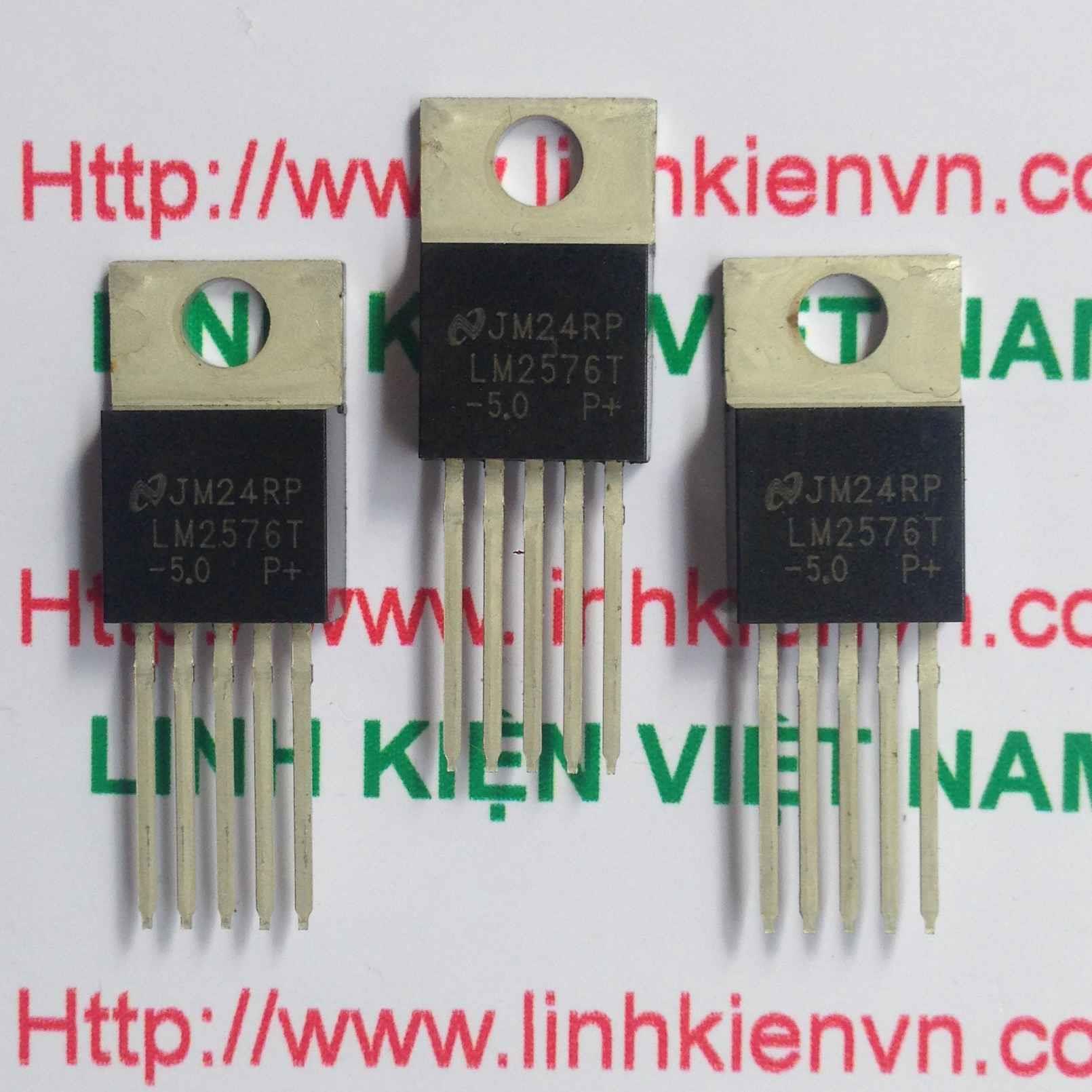 IC nguồn LM2576T - 5V - B4H1