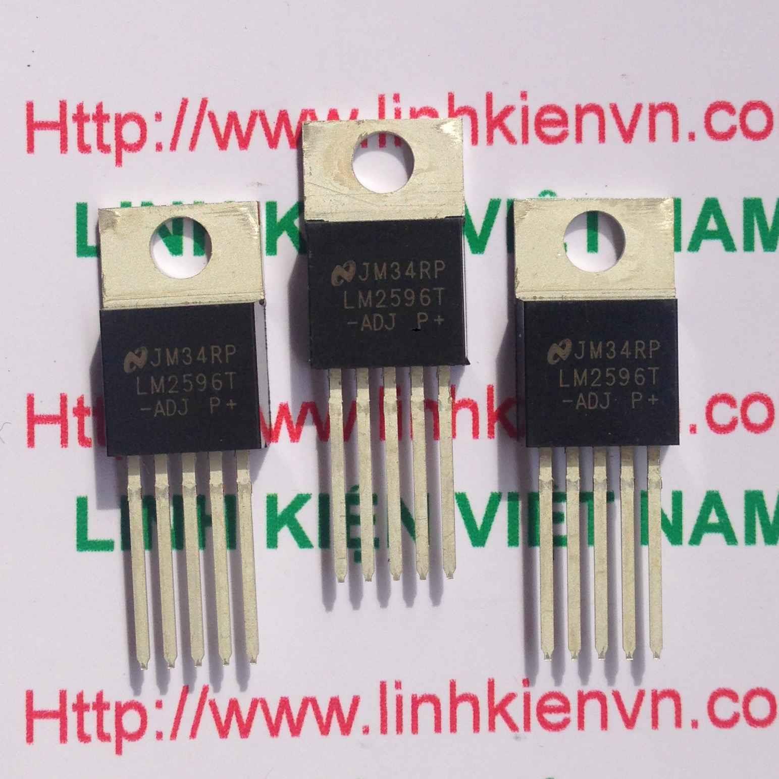 IC nguồn LM2596T - ADJ - B4H4