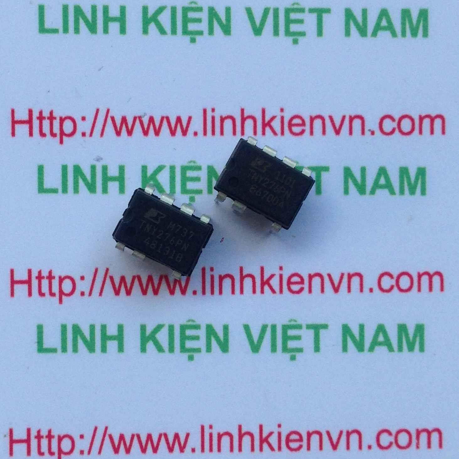 IC TNY276PN DIP7 / IC nguồn TNY276PN- (Hàng Cũ) - F5H14