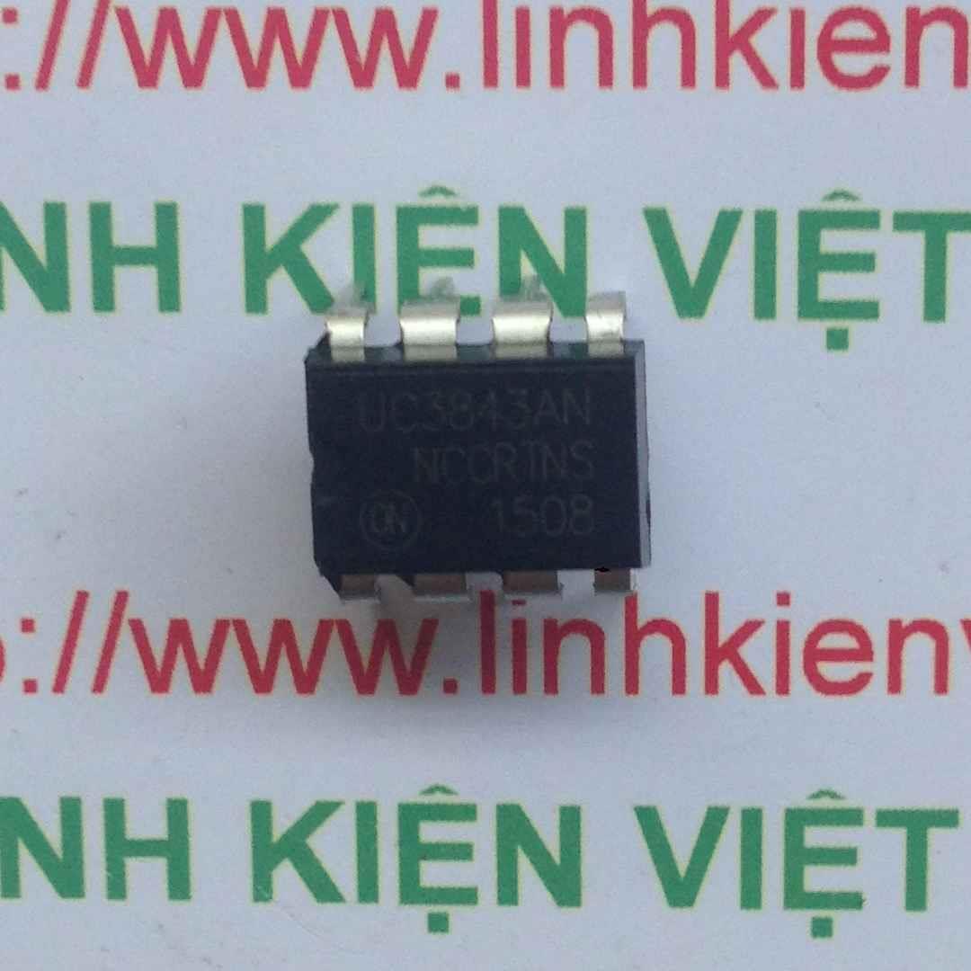 IC UC3843 DIP8 - F4H5