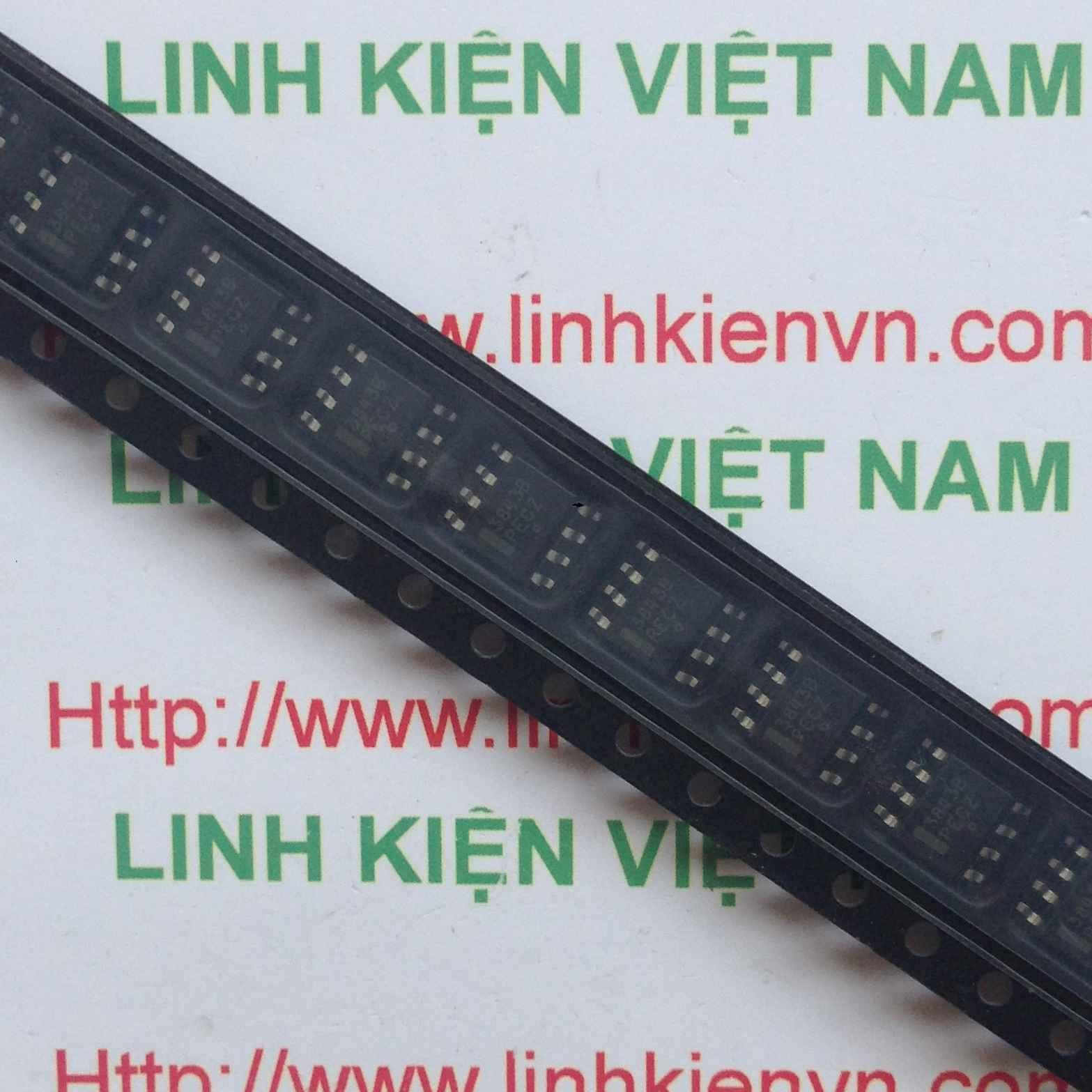 IC UC3843 SOP8 chính hãng ON - F10H2