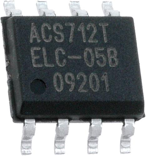 IC Cảm biến dòng 5A / ACS712-05B -