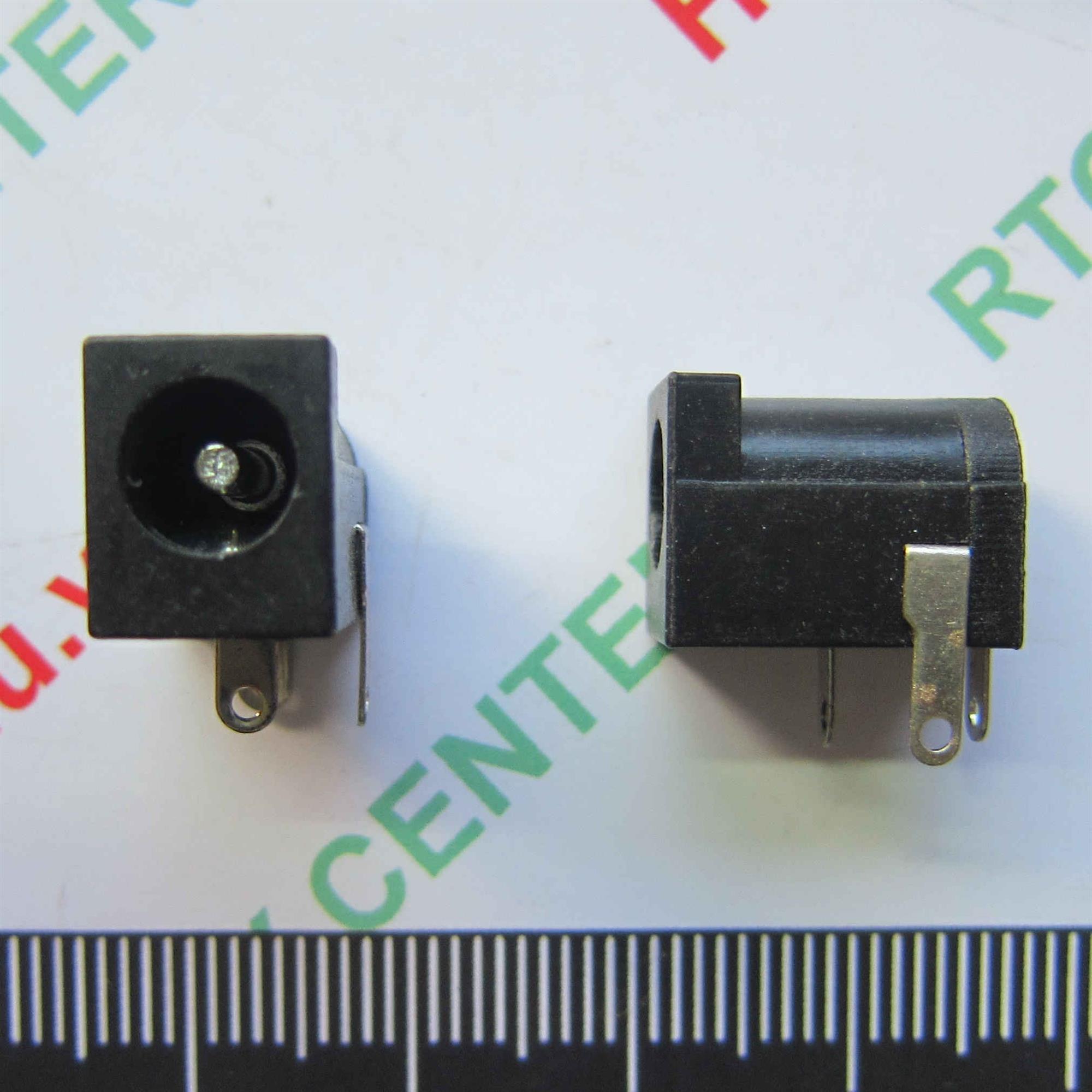JACK DC 5.5-2.1mm Hàn mạch - D5H15