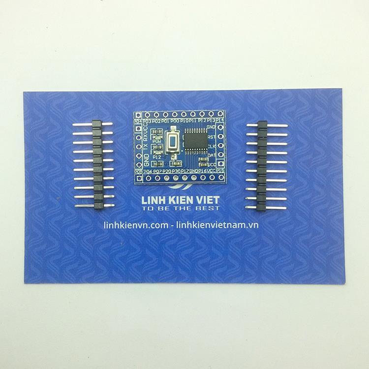Kit phát triển N76E003AT20 / Module N76E003AT20 K5H15