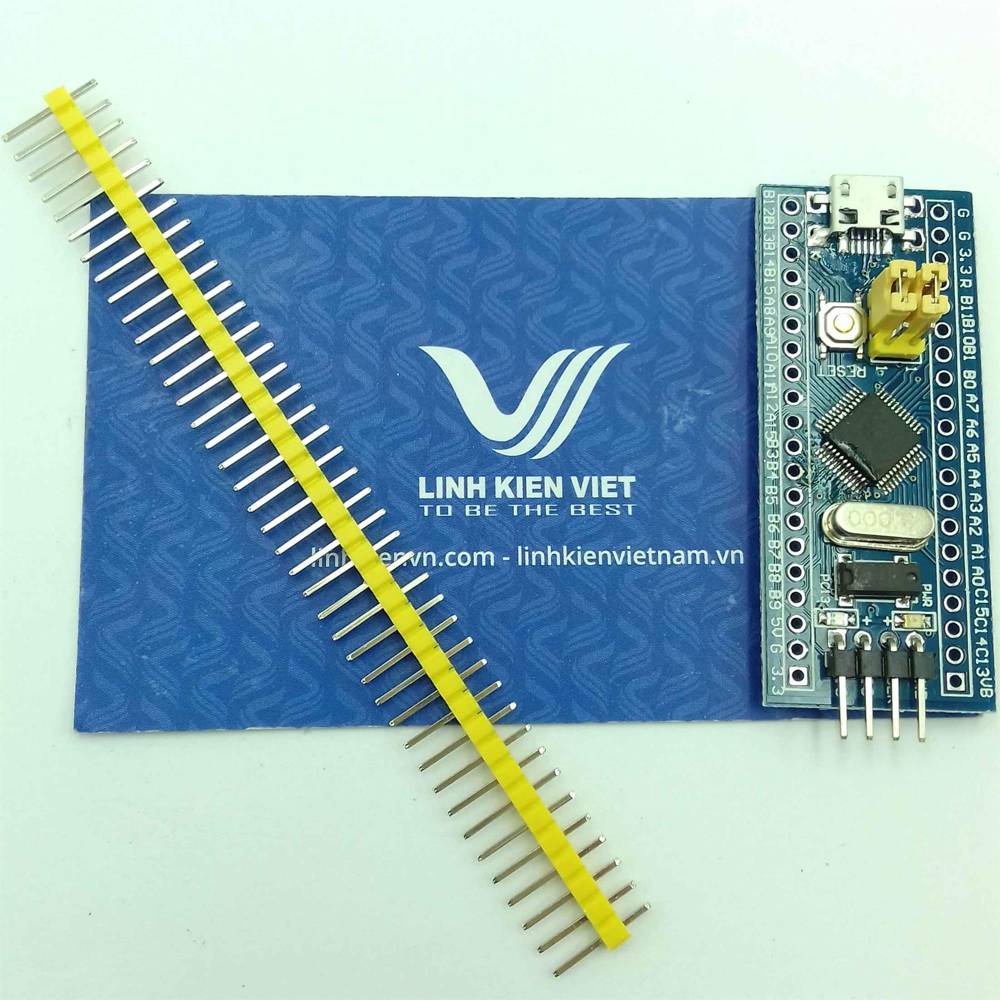kit phát triển STM32F103C8T6 / Module STM32F103C8T6 - i5H11