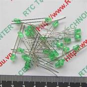 Led đơn 3mm xanh lá - A4H2 (KA2H1)