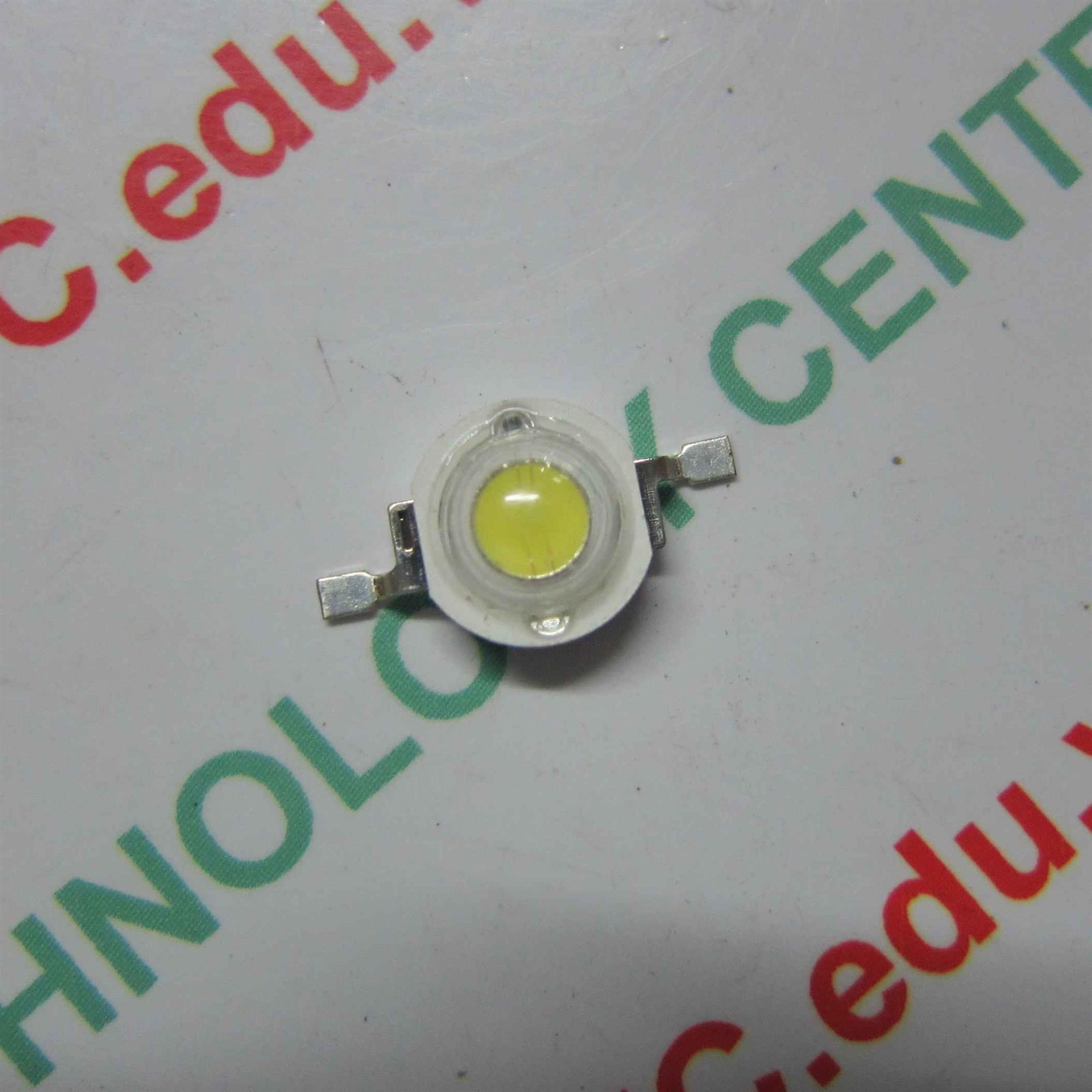 LED LUXEON 1W trắng vàng - A3H22