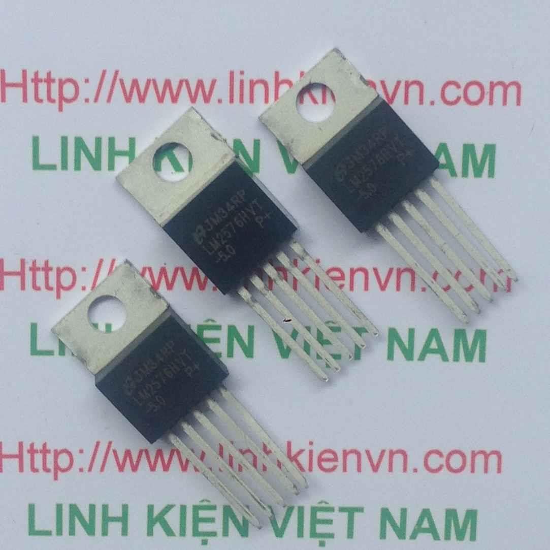 IC nguồn 5V LM2576HVT-5.0