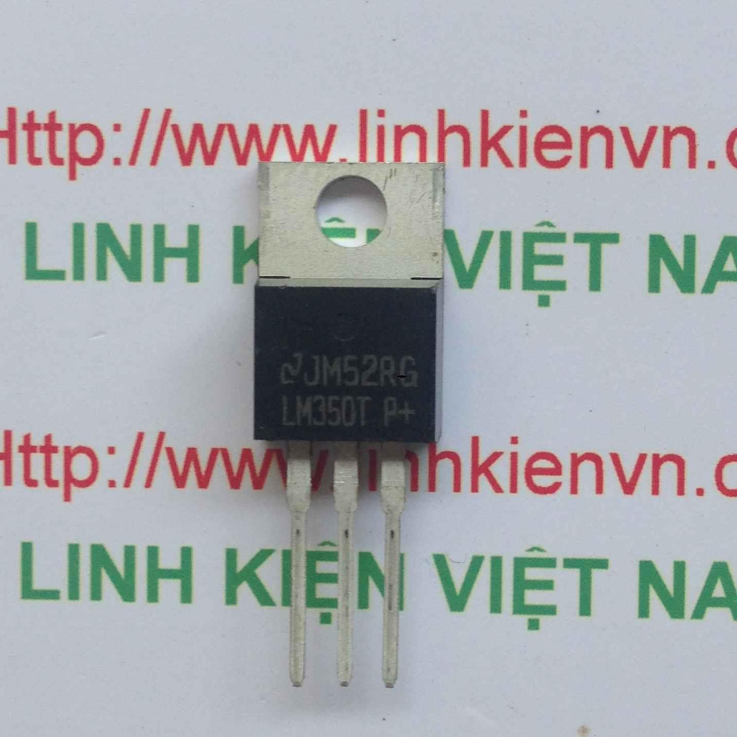 LM350T - TO220 - B4H6