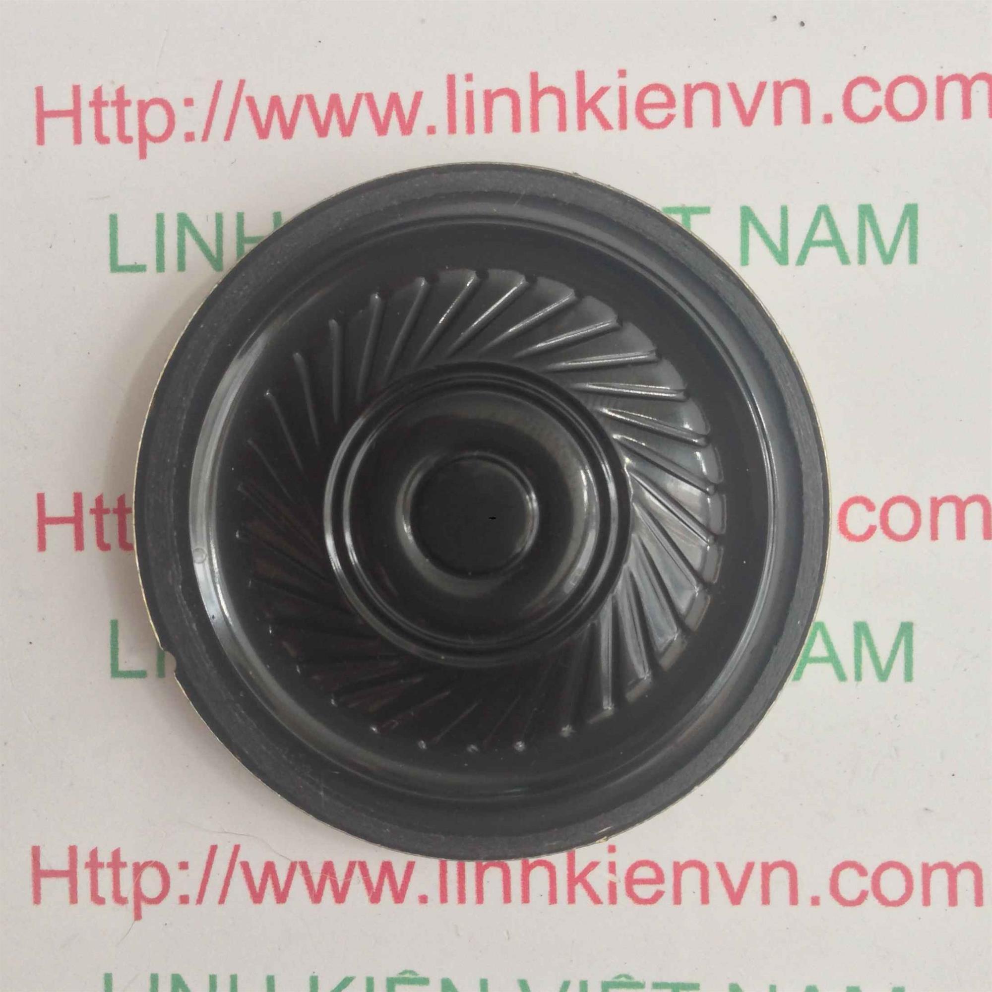 Loa 8 ohm 2W - 8R 2W 36mm - D2H9 (KA4H1)