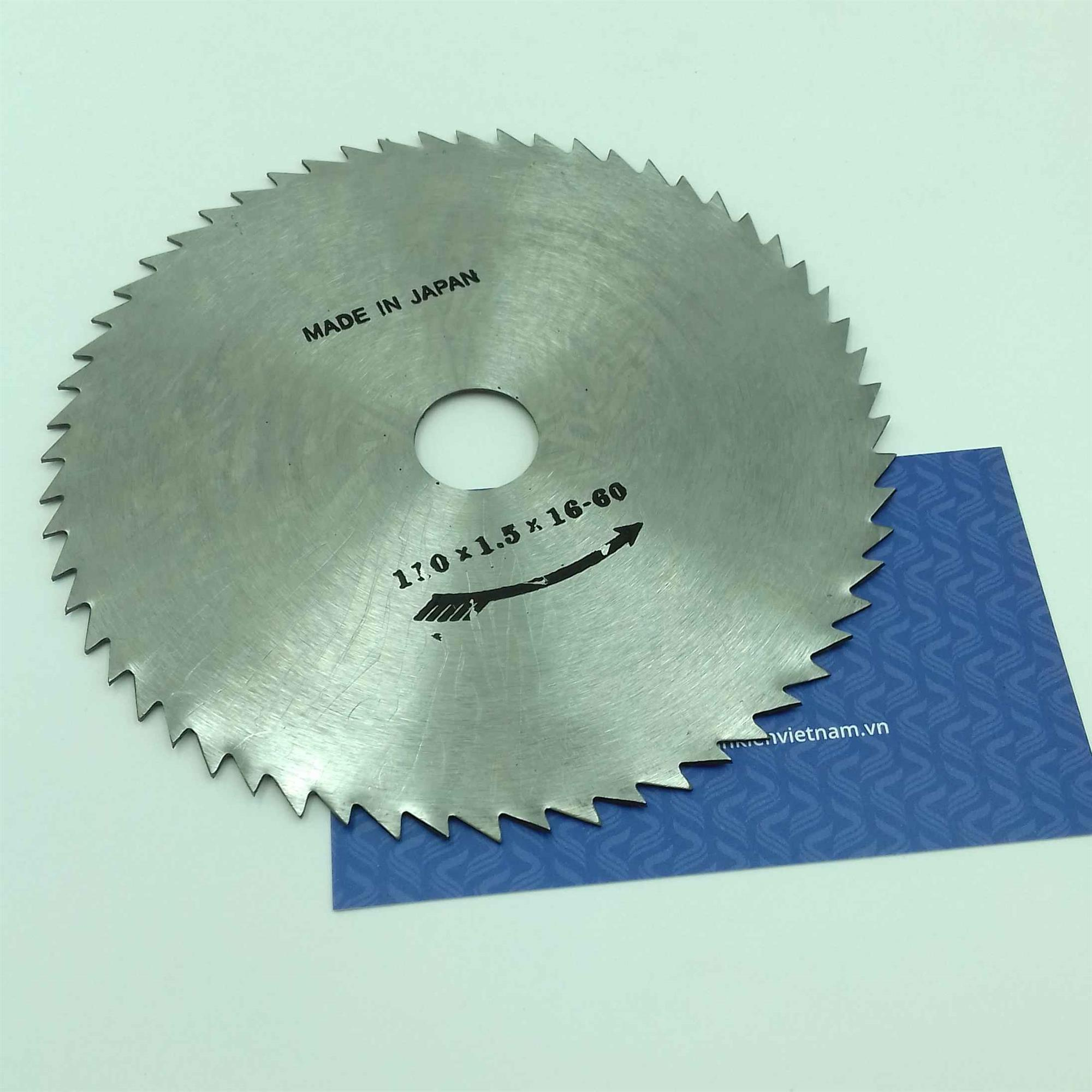 Lưỡi cắt gỗ răng mịn 4 inch / Lưỡi cưa / Lưỡi cắt cho động cơ 775 - I6H18