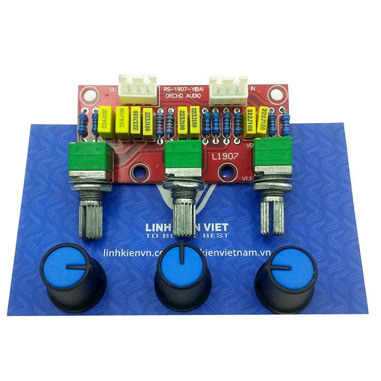 Mạch điều chỉnh âm sắc 2.1 XH-M802 - K1H13