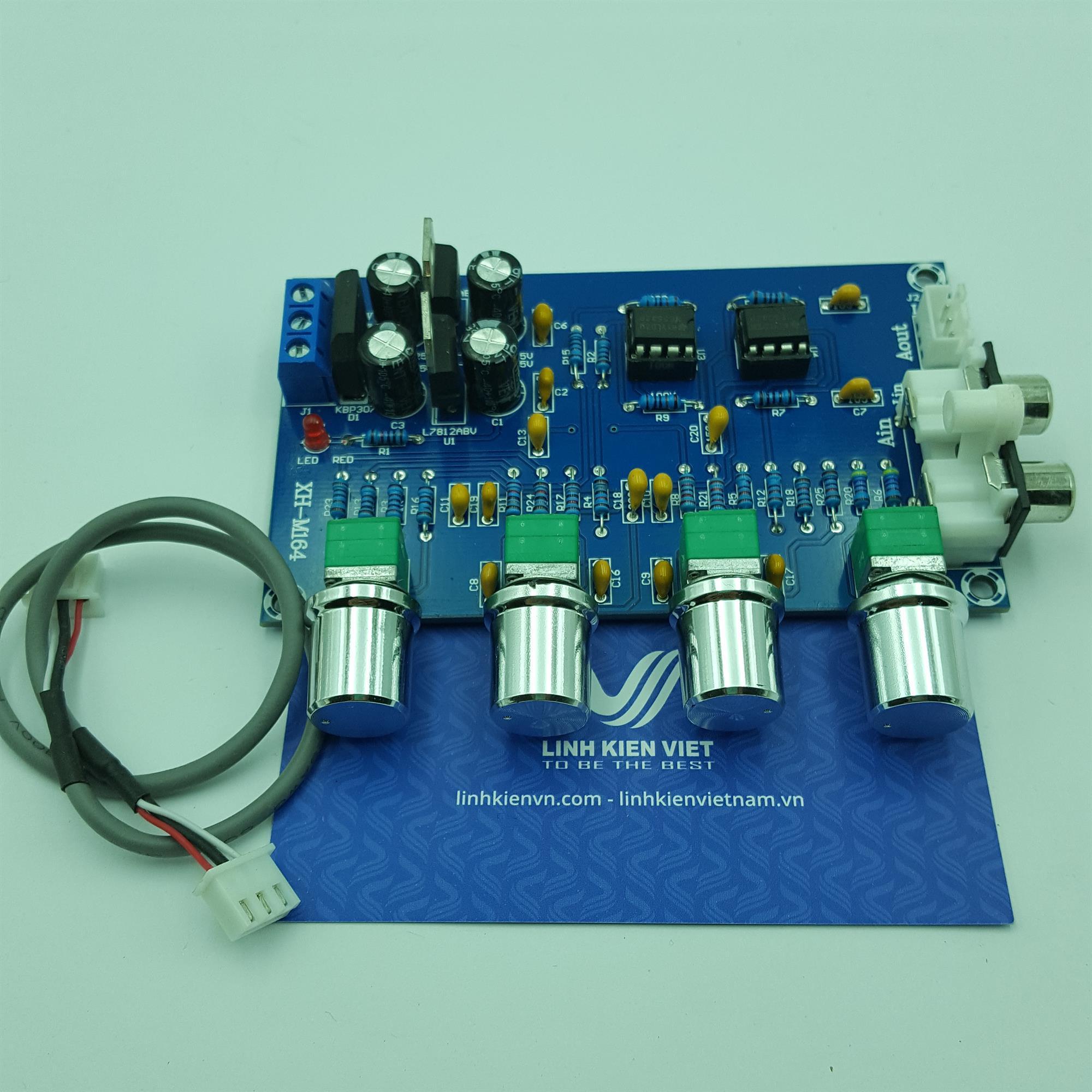 Mạch điều chỉnh âm sắc XH-M164 - J2H20