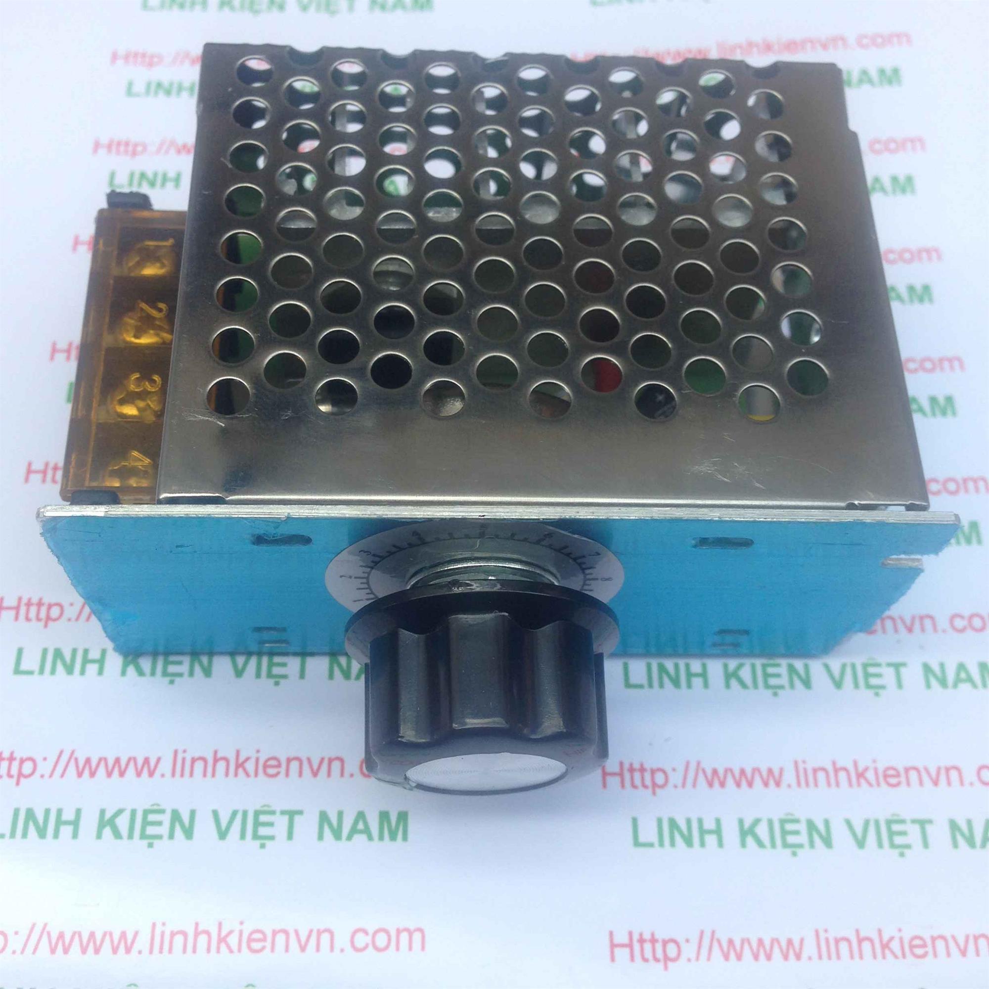 Mạch điều khiển Triac 4000W / Dimmer 4000W AC220V - G1H7 (KA1H1)