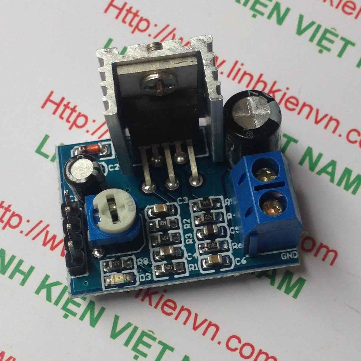 Module âm thanh Audio TDA2030 - B1H18