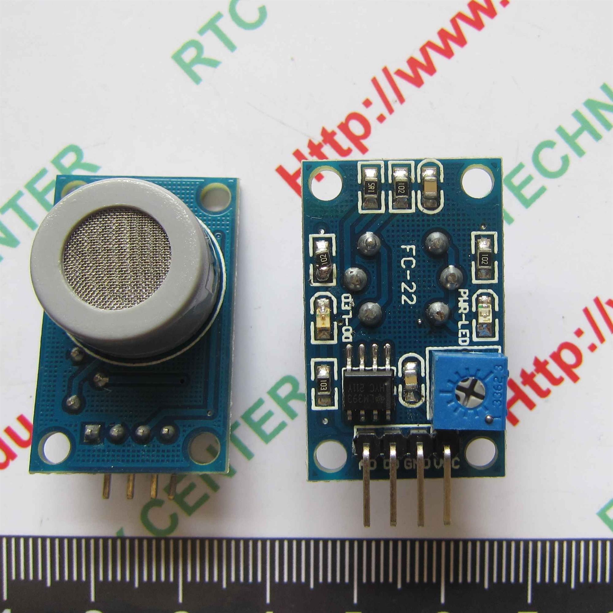 Module cảm biến khí CO MQ7 - B2H25