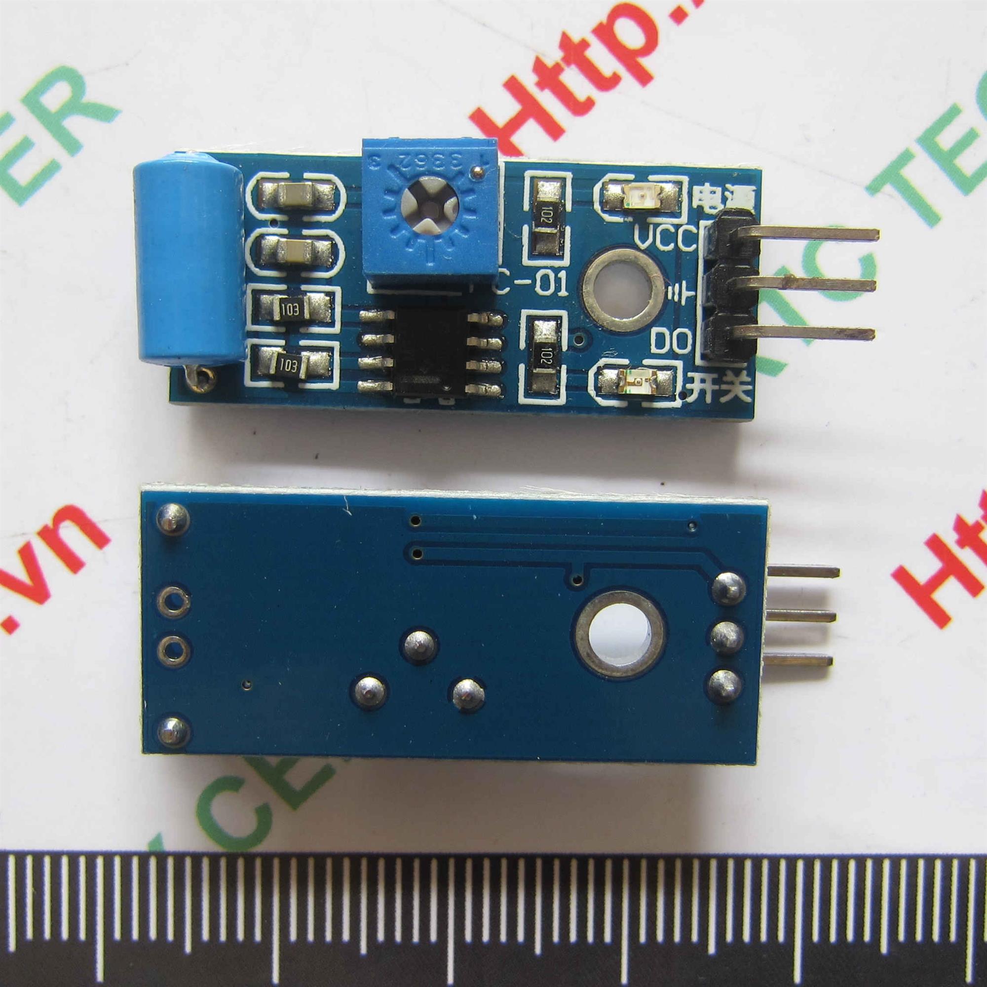 Module cảm biến rung - B1H3