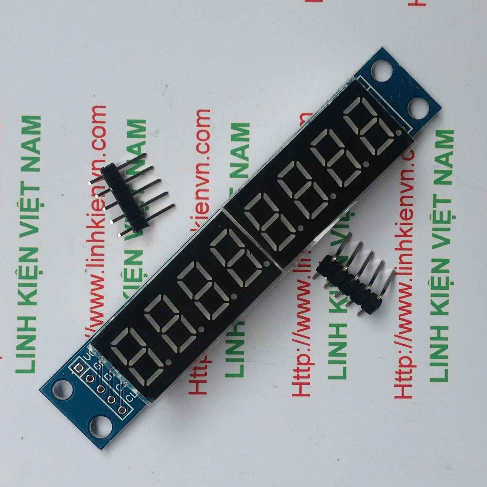 Module hiển thị 8 led 7 thanh - B2H14