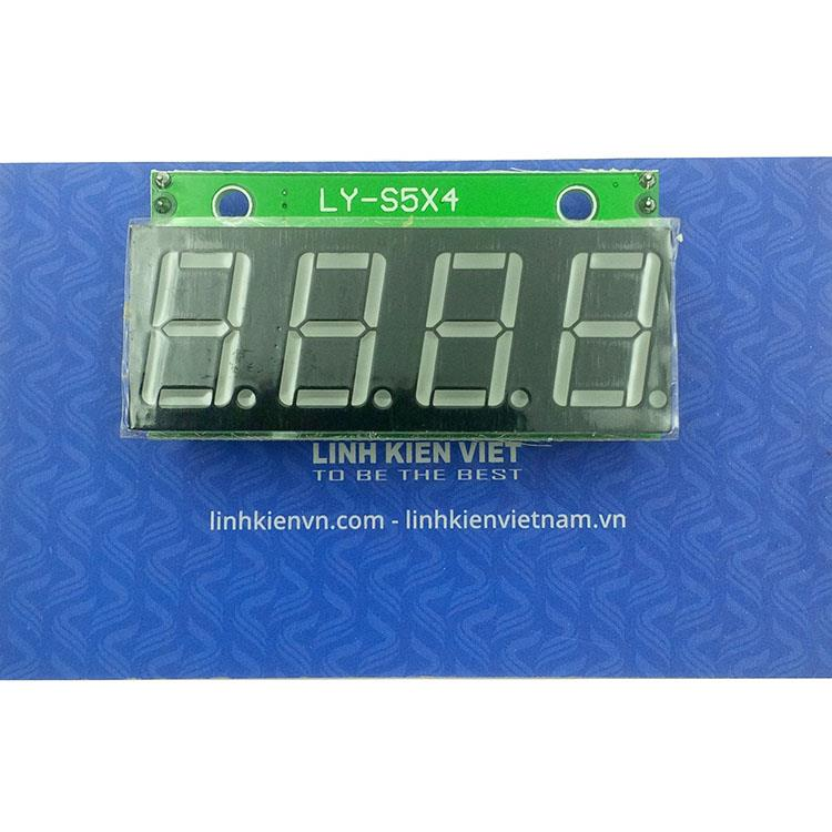Module hiển thị led 7 thanh 4 số 0.56 inch - K2H14