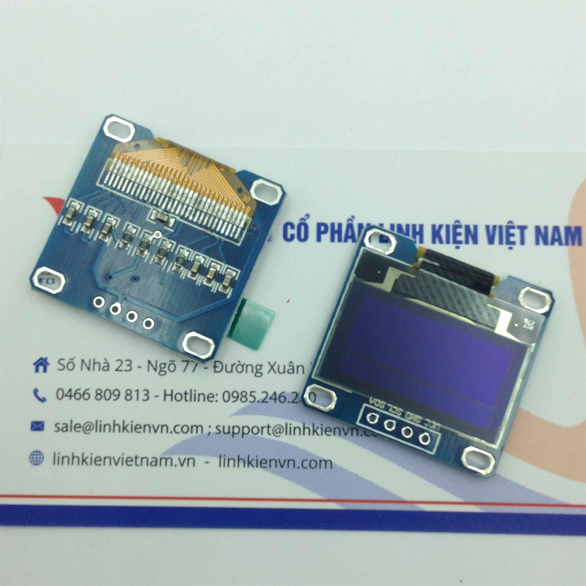Module OLED12864 0.96Inch SPI - J4H8