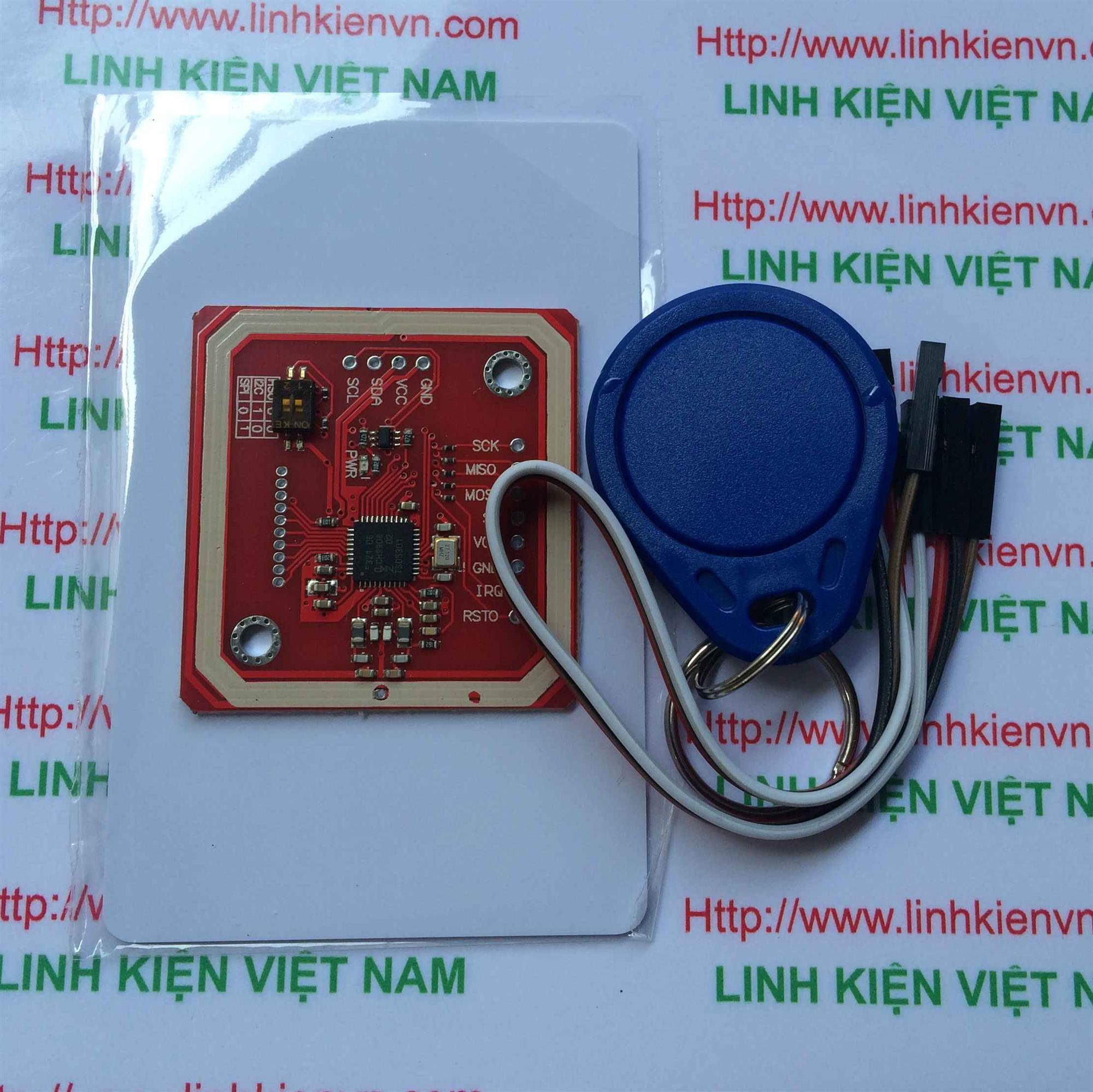 Module RFID NFC PN532 /Đầu đọc NFC- J2H15