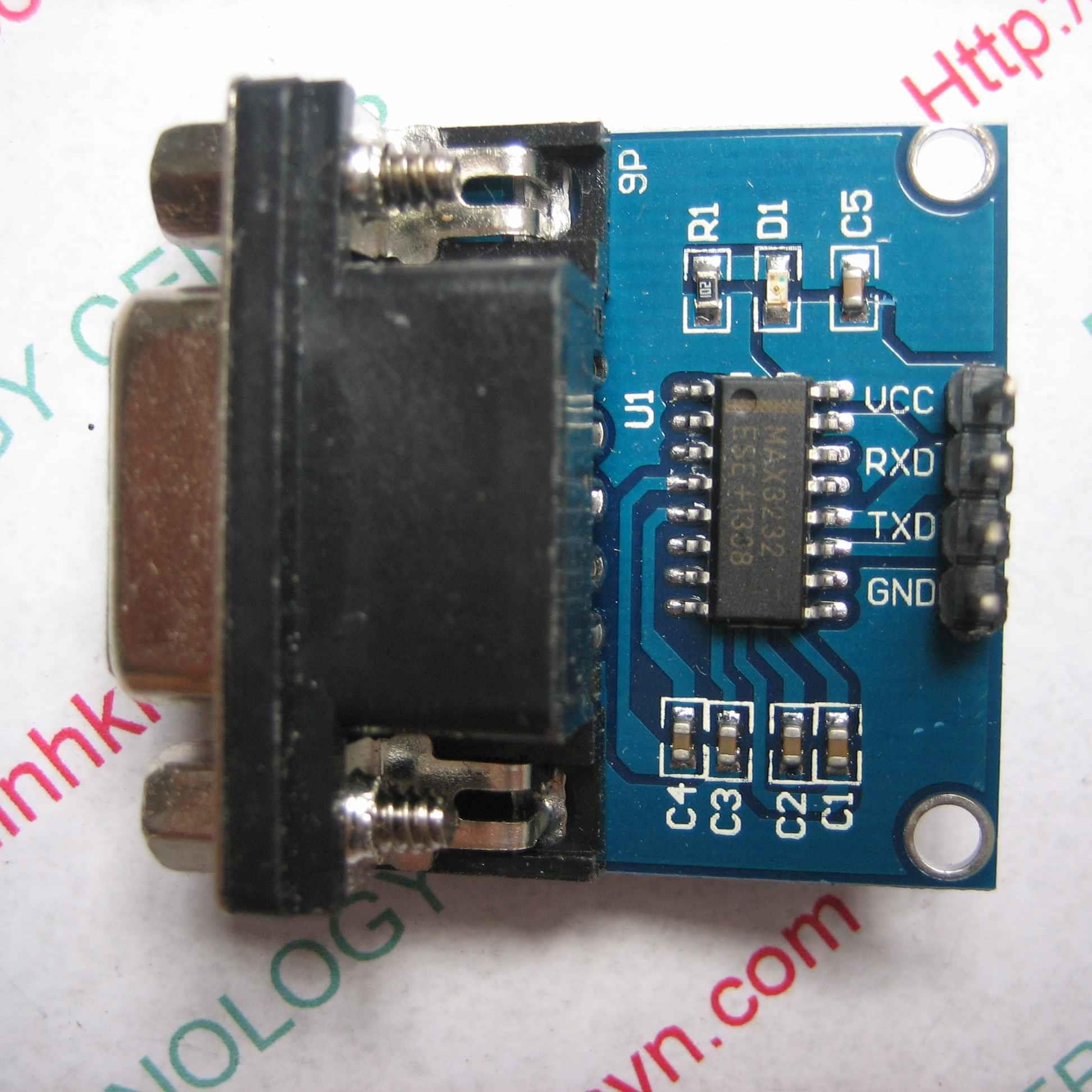 MODULE RS232 / Module Max232 - C2H17