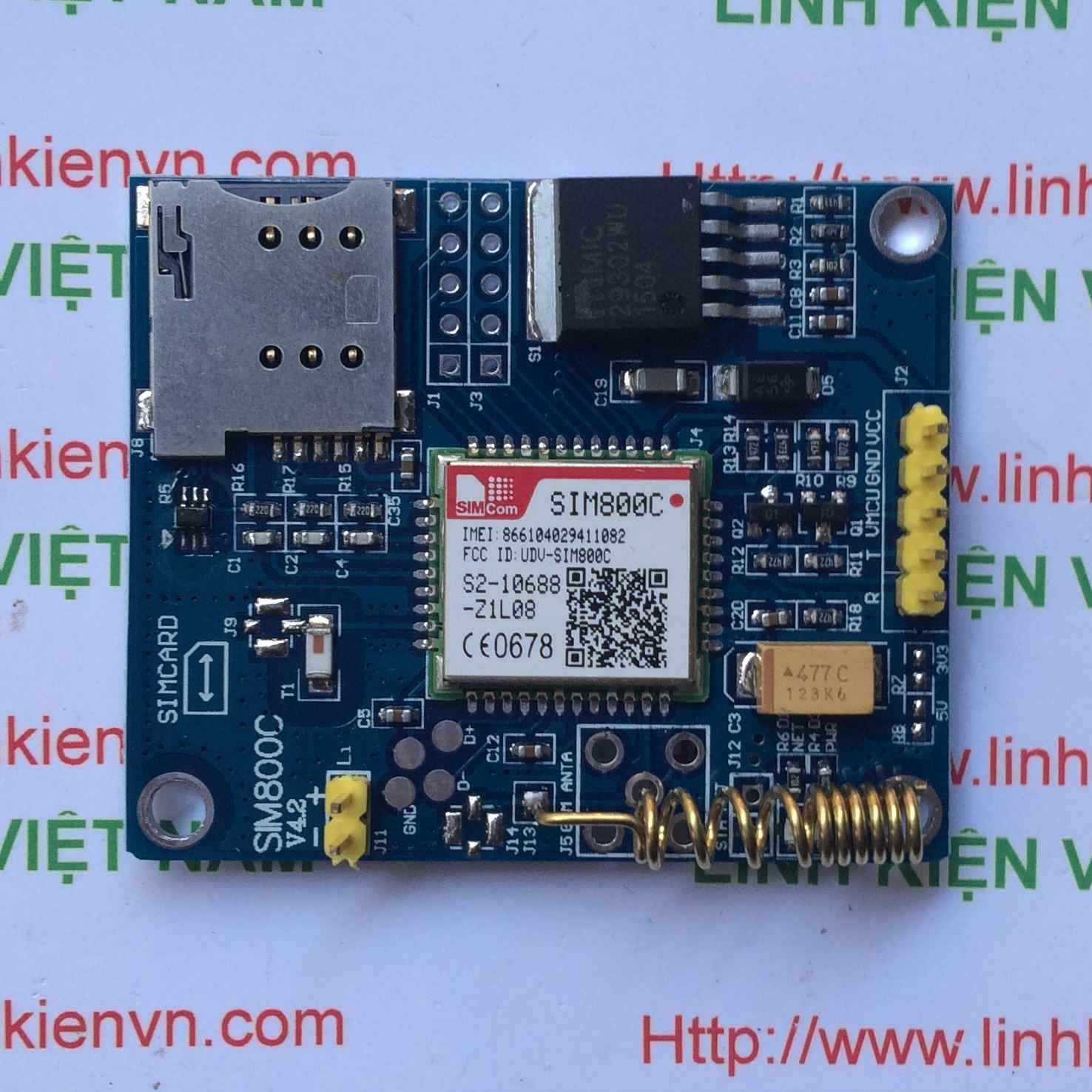 Module SIM800C - F10H15