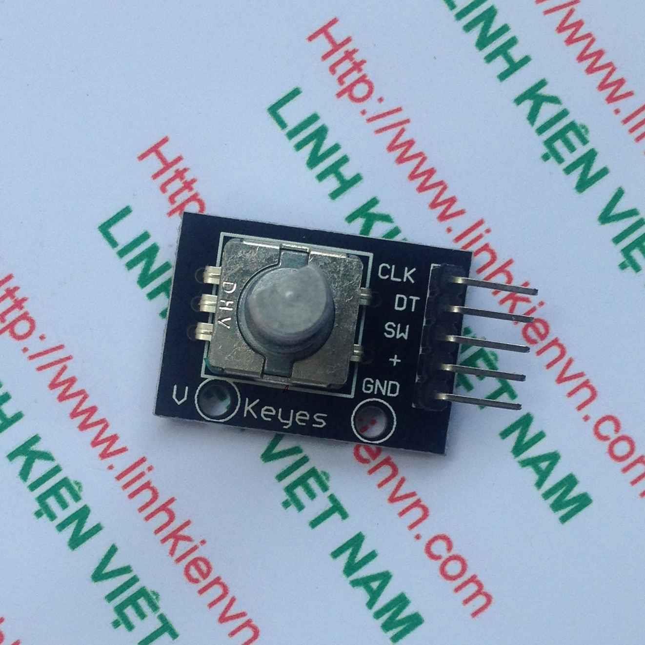 Module công tắc encoder vô cấp / Volume encoder - G1H17