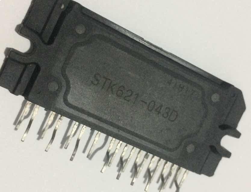 IC STK621-043D / STK621-043D - G4H9