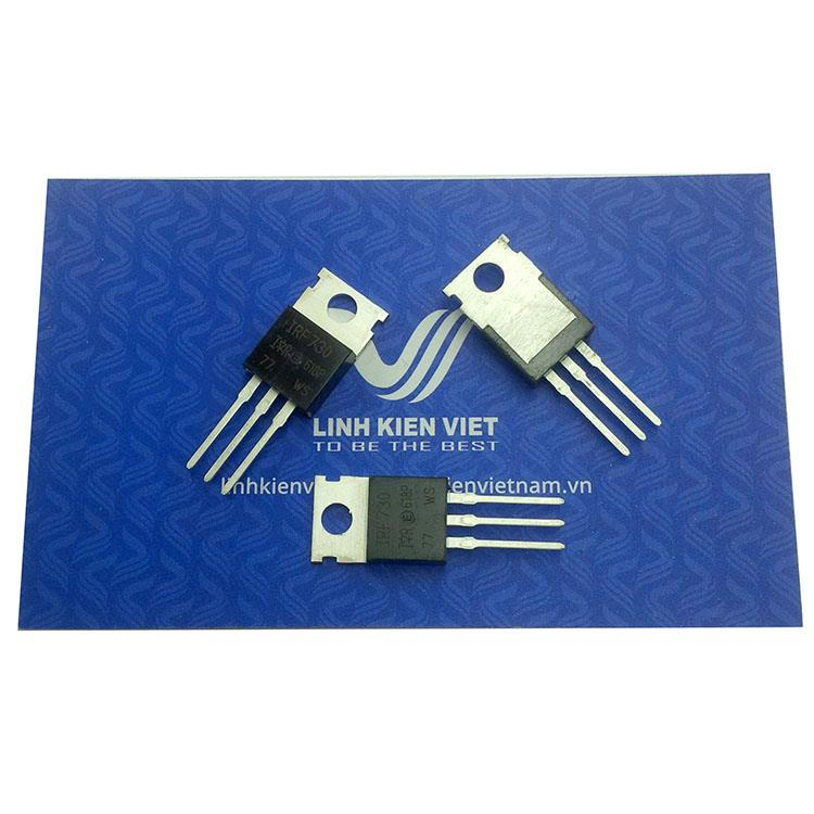 Mosfet IRF730 TO220 400V 5.5A - J4H19