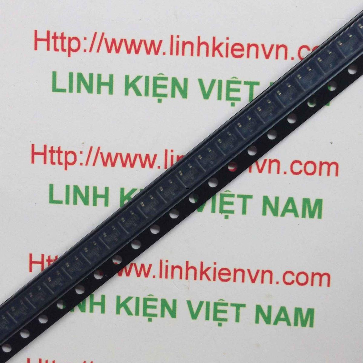 MOSFET KÊNH P AO3401 30V 5.8A SOT23 - A19T