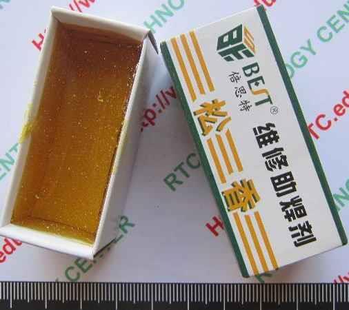 Nhựa thông hộp - vỏ giấy - A6H10