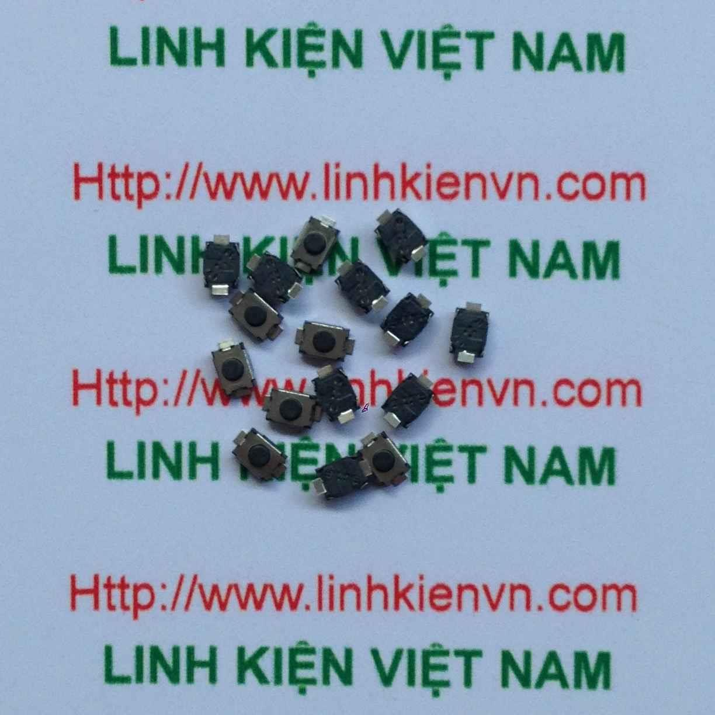 Nút nhấn 2 chân SMD 3x4x2mm / Nút nhấn SMD 3x4x2mm  - D4H8