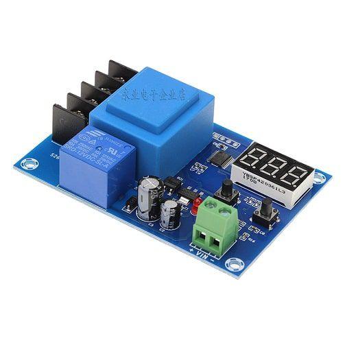 Mạch điều khiển sạc Acquy tự ngắt XH-M602 6-100V / Bộ sạc pin lithium XH-M602 - J1H9