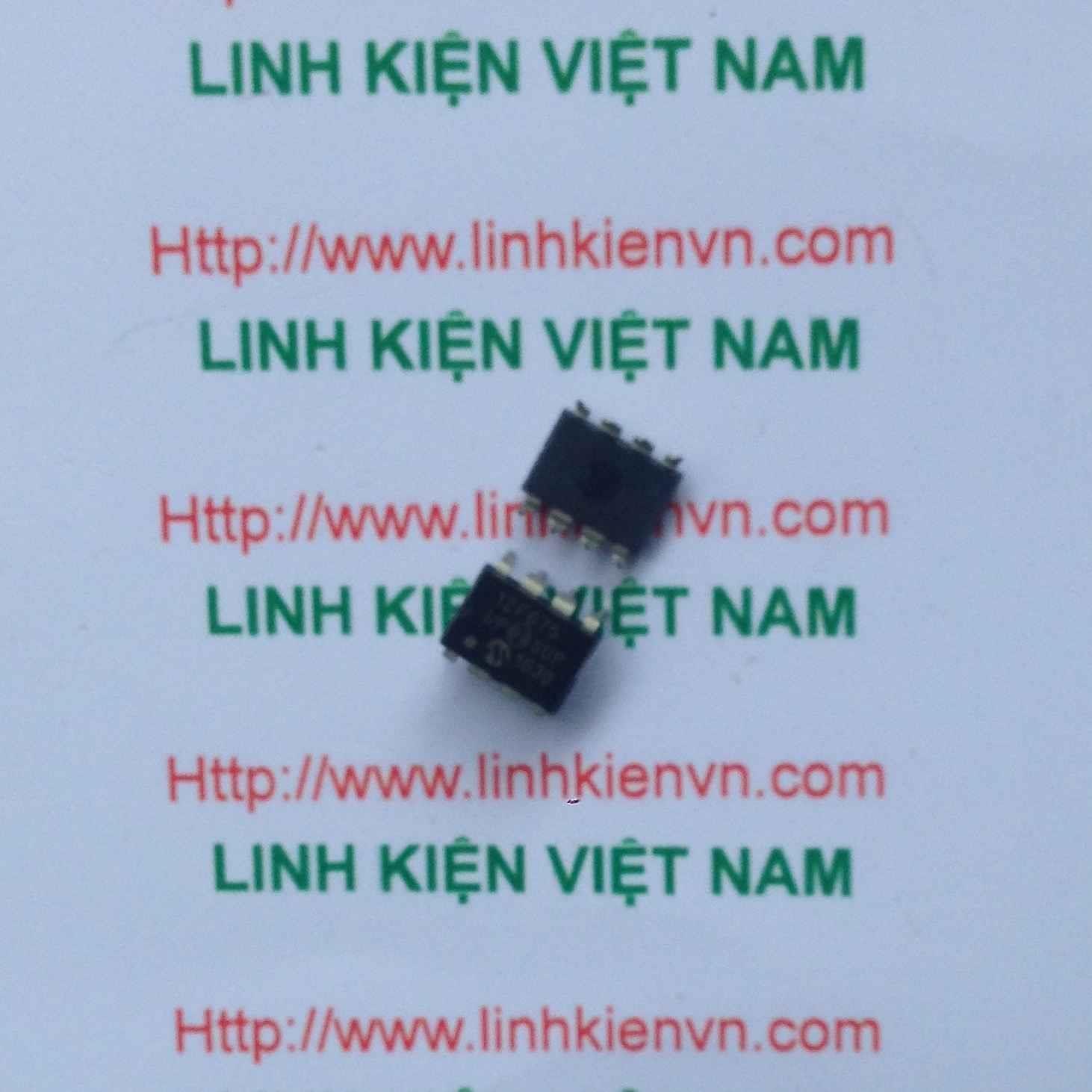 IC MCU PIC12F675 DIP8  - F5H12