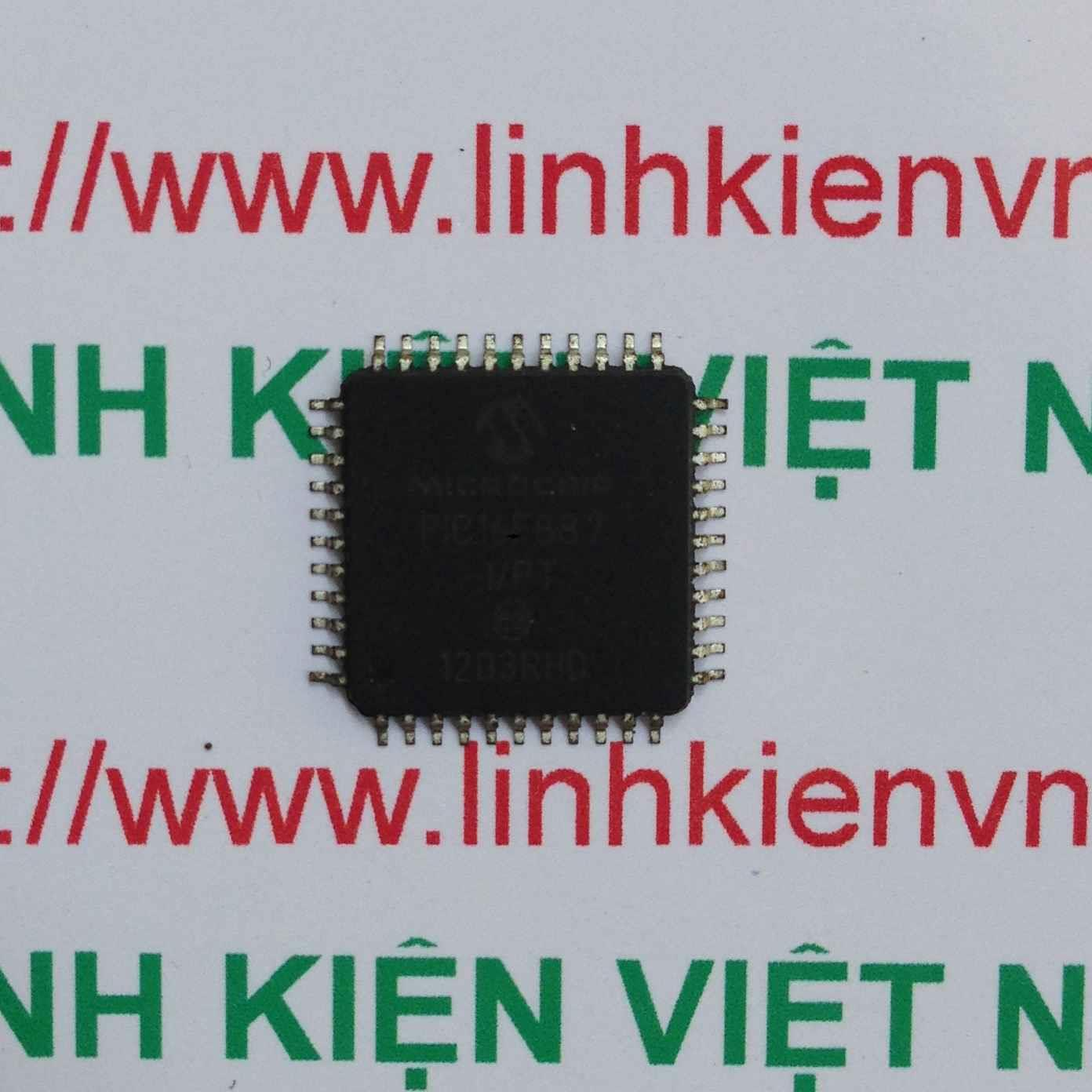 PIC16F887-SMD - F7H1