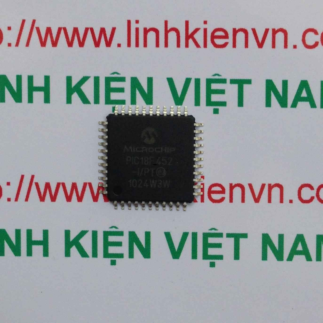 PIC18F452 - SMD - F7H1