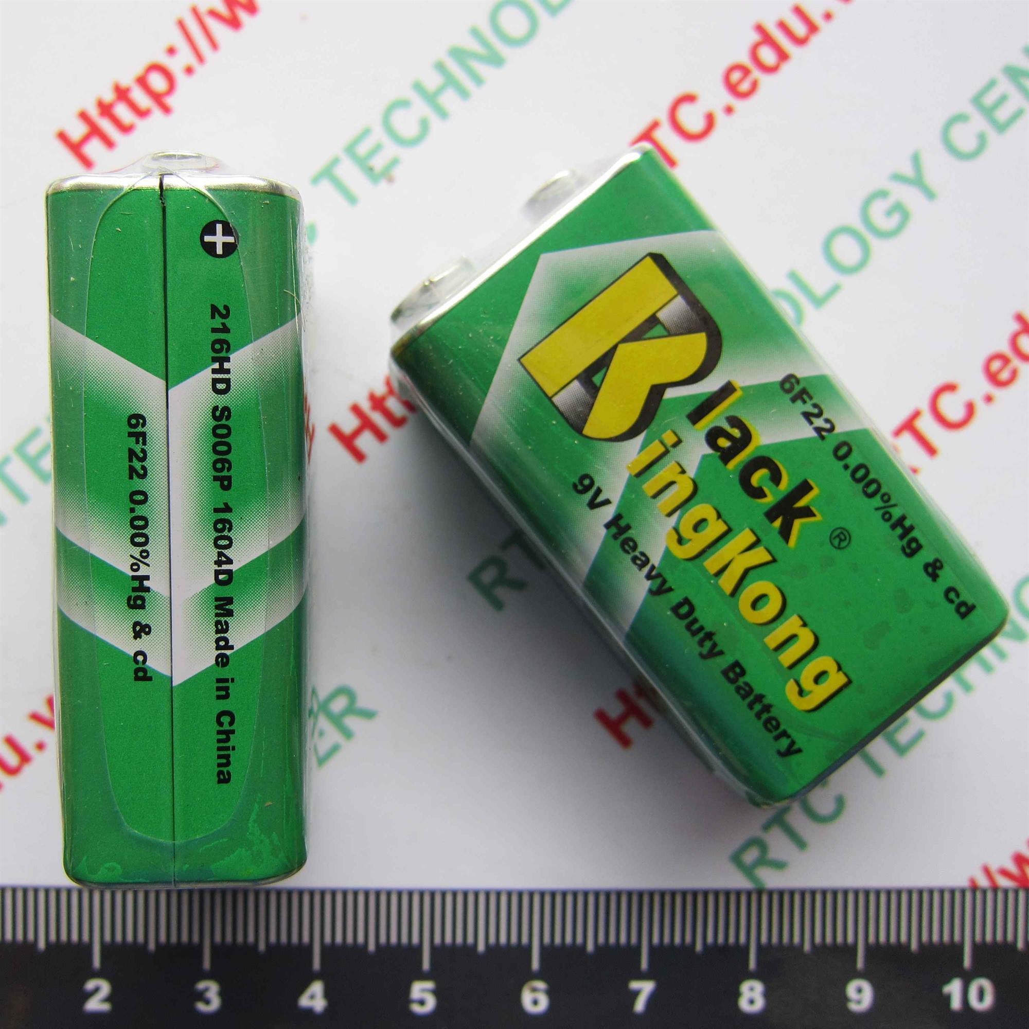 PIN 9V 6F22 - A6H9(KB1H2)